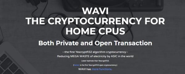 WAVI-CPU마이닝 - maybugs